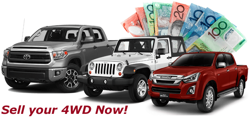 4wd cash car